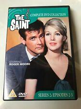 The Saint - Series 2: Episodes 2 & 3   DVD