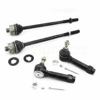 4Pcs Steering Kit For Chevrolet Silverado Suburban Tahoe GMC Sierra Yukon XL