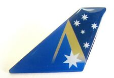 10249 ANSETT AUSTRALIA LOGO AIRLINES AVIATION PLANE TAIL LAPEL PIN BADGE