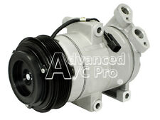 New AC A/C Compressor Fits: 2008 - 2012 Ford Escape L4 2.5L DOHC ONLY non-hybrid