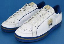 ADIDAS ROD LAVER VIN Crest Chaussures De Tennis Baskets Vintage 2005 RETRO 8 UK 42