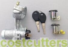 Subaru DL, GL, Leane and Brumby - Ignition Barrel & Door Locks (Set)