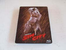 Sin City - Limited Edition Blu-ray Steelbook - Mint.