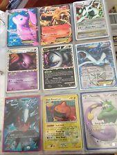 1 ULTRA RARE Pokemon Card + 20 H/R/R Lot: Lv X EX Mega? Charizard Blastoise Mew?