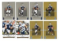 NFL FOOTBALL TENNESSEE TITANS TEAM LOT (43) NO DOUBLES,McNAIR,BROWN,GEORGE