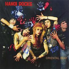 Hanoi Rocks Oriental Beat LP Vinyl Back on Black 2017