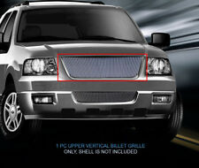 Billet Grille Vertical Front Upper Grill For Ford Expedition 2003 2004 2005 2006