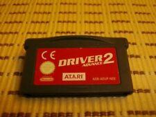 DRIVER 2 Pour GAME BOY ADVANCE SP ET DS LITE