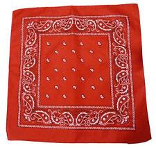 Écharpes et châles rouge avec des motifs Cachemire pour femme