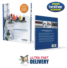 Brother PR1050X Entrepreneur PRO X Play Book Playbook Workbook w//USB Videos
