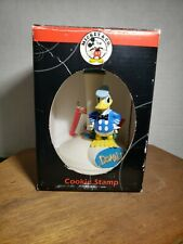 Mickey & Co Disney Donald Duck Cookie Stamp New In Box With Recipe Booklet