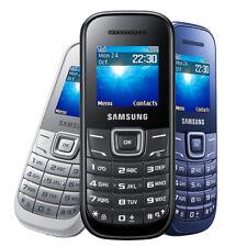 "Samsung Guru E1200 Single Sim 1.5"" Mix Color With 3 Months Seller Warranty"