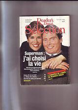 Sélection Reader's Digest N° 1999 : Superman : J'ai Choisi La Vie