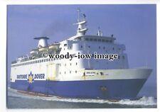 FE1335 - Oostende Dover Ferry - Reine Astrid , built 1975 ex Hellas - postcard