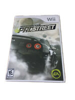 Need for Speed: ProStreet (Nintendo Wii, 2007)
