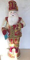 "Cristopher Radko Musical Nutcracker Series Santa Claus LT ED 197/1800 ~ 24"" New"