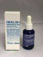 Malin + Goetz Recovery Treatment Oil Nourishing Face Oil 1 oz (BNIB)