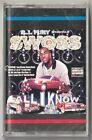 SWOSS All I Know SEALED Gangsta Rap Down South G-Funk Tape DJ Fury Mob Lil Loc