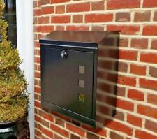 LARGE PARCEL Letterbox, Weatherproof, Anti-Theft design. FREE UK POSTAGE - WOW