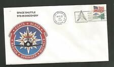SPACE SHUTTLE DISCOVERY STS-29 MAR 13,1989    KSC *
