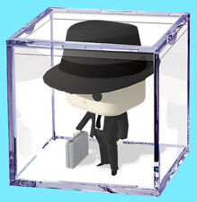 ULTRA PRO POP FIGURE CUBE HOLDER Display Case Clear Hard Plastic Protector toy