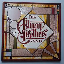 Allman Brothers Band - Enlightened Rogues Vinyl LP + Rare Insert UK 1st Press NM