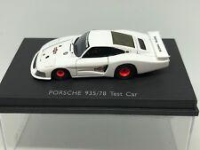 SPARK 1:87  PORSCHE 935/78 TEST CAR
