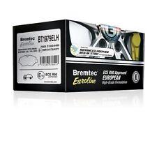 Bremtec  Euroline High-Grade Brake Pads BT19812AELH ()
