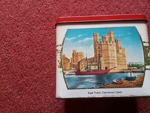 Prince Charles Prince of Wales Investiture Souvenir PG Tips Brooke Bond Tin.
