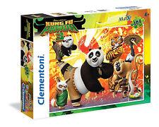 Clementoni Kinderpuzzle 104 Maxi Teile Dreamworks: Kung Fu Panda 3  (27959)