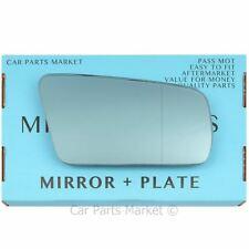 Audi 100 200 1982-1991 Gauche Passager Grand Angle Wing mirror glass