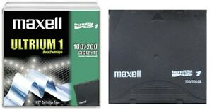 Maxell LTO1 or Maxell LTO Ultrium 1 Data Cartridge