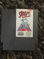Nes Snoopy's Silly Sports Spectacular! Cart Only