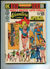 ADVENTURE COMICS #416 (7.0) 1ST BLACK CANARY FROM FLASH