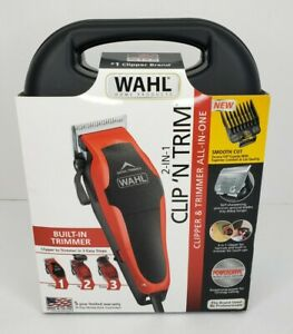 WAHL Clip 'N Trim® Hair Clipper with Built-in Trimmer Compare To WAHL Color Pro