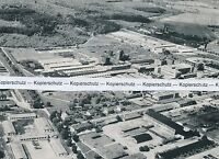 Freiburg im Breisgau - Industriegebiet - Rhodia - Luftbild - um 1955       H 8-1