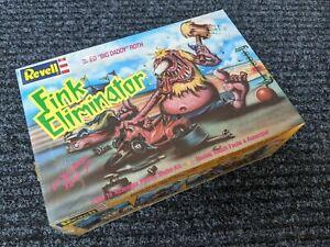 "REVELL BIG DADDY ED ROTH ""FINK ELIMINATOR""  Model Kit 1990 MIB Sealed MONSTERS"