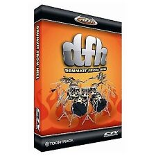 Toontrack Music Drumkit From Hell EZX for EZdrummer