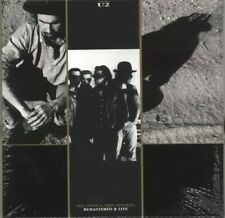 U2 The Joshua Tree vinyl Singles  Remastered And Live 1987 2017 New And Sealed