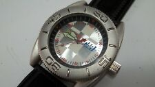 NEVER WORN OFFICIAL NASCAR FINISH FLAG WATCH PC21A CALIBRE