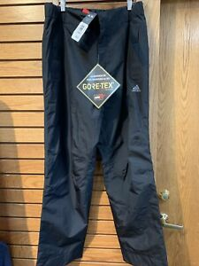Adidas Gore-Tex Waterproof Climaproof 2-Layer Rain Pant M (Black/Onix)Retail$275