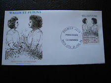 WALLIS ET FUTUNA - enveloppe 1er jour 21/7/1994 (cy31) stamp