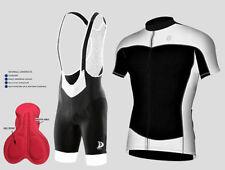 Sets noirs pour cycliste Homme