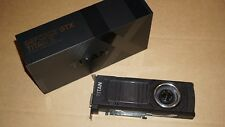 Nvidia GTX TITAN X 12GB GPU 900-1G600-2500-000 Graphics Card