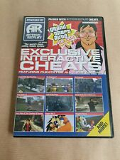 PS2 - PLAY magazine #99 Action Replay Lite Cheats disc (for Playstation 2 games)