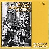 Oboe & Organ: Baroque Greats, Hans Elhorst & Gunter Fetz, Good Import