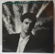 """BRYAN ADAMS """"HEAT OF THE NIGHT/Another Day"""" A&M 2921 (1987) 45rpm & PIC SLEEVE"""