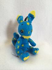 Neopets Blue Yellow Star Blumaroo Plush McDonalds Happy Meal Toy Kangaroo 2004