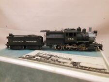 HO SCALE BRASS GEM MODELS EH-105 READING CLASS 15C 2-8-0 CONSOLIDATION AW