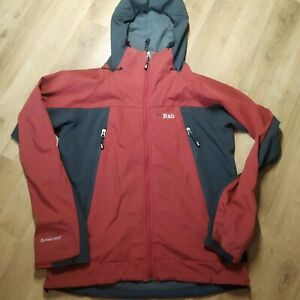 RAB Boltoro Alpine Softshell Jacket L